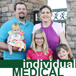 individual and family medical insurance
